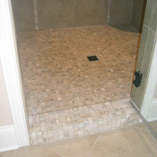 Modern Bathroom by Exact Tile