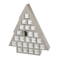 Threshold Mirrored Advent Calendar - If you want a glamorous advent calendar, this one is for you!