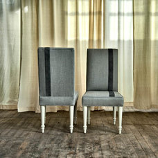 Dining Chair Cushions by The New Traditionalists