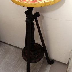 Furniture Creations - Half side table for hallway.