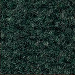 buyMATS Inc. - 3' x 4' Standard Tuff Olefin Mat Hunter Green - A lighter weight version of the same elegant carpet as Plush Tuff Olefin.