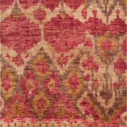 Safavieh - Safavieh Bohemian BOH645A, Natural, Gold, 5'x8' Rug - Safavieh's Bohemian Collection is all-organic, with exquisitely fine jute pile woven onto a cotton warp and weft, and an earthy natural color palette. The high quality jute chosen for our Bohemian rugs is biodegradable and recyclable, with an innate sheen because it is harvested only from true hemp, a quickly renewable resource that excels in length, durability, anti-mildew and antimicrobial properties. Safavieh brings fashion excitement to the eco-friendly rug category with the Bohemian collection's unique patterns, ribbed textures and remarkable hand. The rugs are washed to soften the yarn, and then brushed to an even more lustrous sheen.