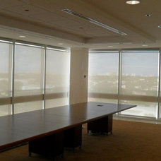 Contemporary Roller Shades by Kolor Shades LLC