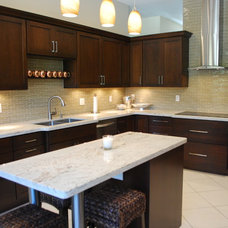 Contemporary  by Eleet Fine American Cabinetry