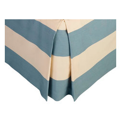 MysticHome - Cumberland - Bed Skirt by MysticHome, California King - The Cumberland, by MysticHome