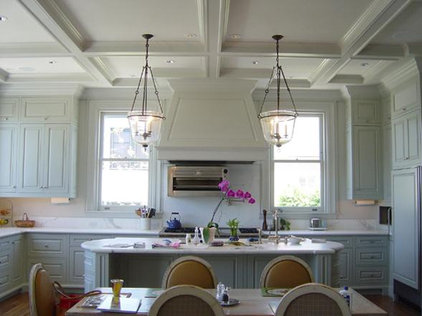 traditional kitchen by Doma Architects, Inc.