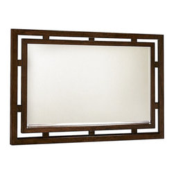 Universal Furniture - Landscape Mirror -