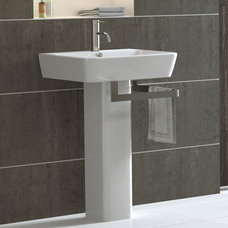 Modern Bathroom Sinks by Bissonnet