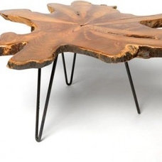 Eclectic Coffee Tables by from the source