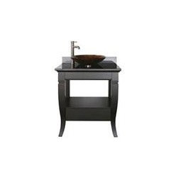 Avanity Milano 30 In. Vanity - This transitional collection is call Milano and is a perfect size for your powder room.