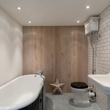 Industrial Bathroom by Sparks Property Developments