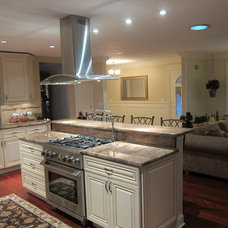 Contemporary Kitchen by Cabinets & Granite Direct
