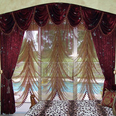 Traditional Curtains by Maria J. Window Treatments and Home Décor