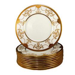 1STDIBS.COM - Antiques & Uncommon Treasure - Minton - Stunning 1923 Set: 11 Rais -