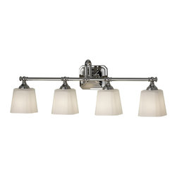 Murray Feiss - Murray Feiss Concord Transitional Bathroom / Vanity Light X-NP-40791SV - Murray Feiss Concord Transitional Bathroom / Vanity Light X-NP-40791SV