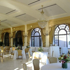 Traditional Dining Room by Calshades and Awnings, Inc