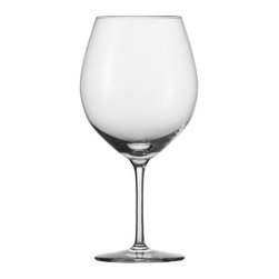 Schott Zwiesel - Schott Zwiesel Tritan 28.6 oz. Cru Classic Red Wine Glasses - Set of 6 - 0036.11 - Shop for Drinkware from Hayneedle.com! Some designs like the Schott Zwiesel Tritan 28.6 ounces Cru Classic Red Wine Glasses - Set of 6 are classic for a reason. Durable and beautiful scratch-resistant clear glass is the perfect complement to any occasion. Dishwasher-safe design makes for easy cleaning.About Fortessa Inc.You have Fortessa Inc. to thank for the crossover of professional tableware to the consumer market. No longer is classic high-quality tableware the sole domain of fancy restaurants only. By utilizing cutting edge technology to pioneer advanced compositions as well as reinventing traditional bone china Fortessa has paved the way to dominance in the global tableware industry.Founded in 1993 as the Great American Trading Company Inc. the company expanded its offerings to include dinnerware flatware glassware and tabletop accessories becoming a total table operation. In 2000 the company consolidated its offerings under the Fortessa name. With main headquarters in Sterling Virginia Fortessa also operates internationally and can be found wherever fine dining is appreciated. Make sure your home is one of those places by exploring Fortessa's innovative collections.