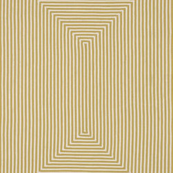 """Loloi Rugs - Loloi Rugs In/Out Collection - Yellow, 3'-6"""" x 5'-6"""" - Hand-braided in China of 100% polypropylene, the In/Out collection offers a fun and simplistic look. This easy-to-place collection works nicely in an interior space or outdoors, and is available in an array of both neutral and vibrant colors."""