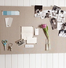 traditional bulletin board by Pottery Barn