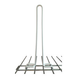 Glass Hanger Sliding Drying Rack - Stemware, Decanter, Vase Drying Attachment for Glass Hanger Sliding Drying Rack - For use with the Glass Hanger sliding drying rack. Glass Hanger holds up to 8 lbs. of distributed weight.