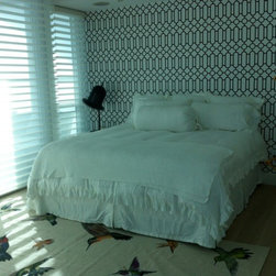 South Beach Luxury Apartment - Shades By Design