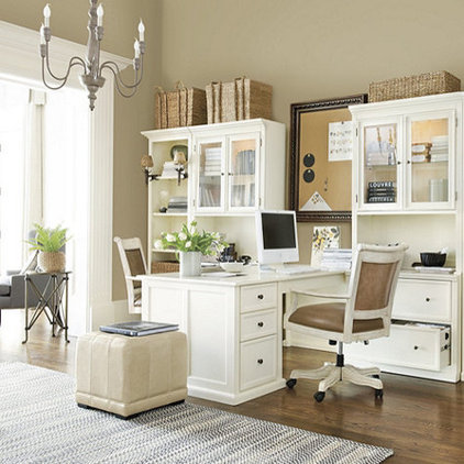 HOME OFFICE DESIGN AREA INSPIRATION
