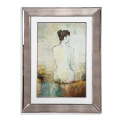 Bassett Mirror - Bassett Mirror Framed Under Glass Art, Remember When - Remember When