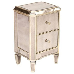 nightstands and bedside tables by High Fashion Home