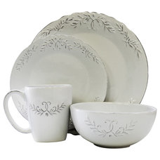 Farmhouse Dinnerware Sets by Jay Import