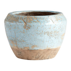 Cyan Design - Cyan Design Lighting - 05393 Small Sands Planter - Cyan Design 05393 Small Sands Planter