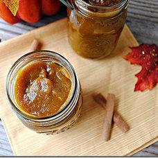 Eat Yourself Skinny!: {Secret Recipe Club} Pumpkin Butter