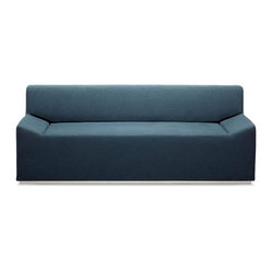 Couchoid Studio Sofa, Ocean