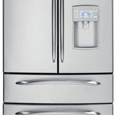 contemporary refrigerators and freezers by searsoutlet.com