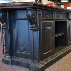 Eclectic Kitchen Islands And Kitchen Carts by Factory Builder Stores