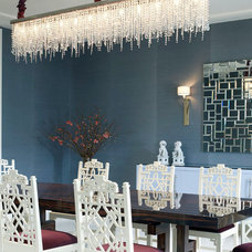 traditional chandeliers by Jamie Herzlinger