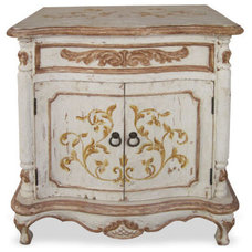 Traditional Bathroom Vanities And Sink Consoles by Lutina Old World Furniture