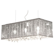 Modern Flush-mount Ceiling Lighting by ModernistLighting.com