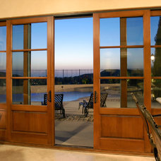 Traditional Front Doors by Southland Windows, Inc.