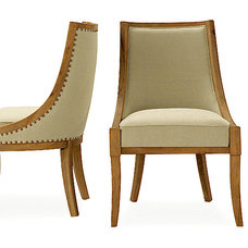 Traditional Dining Chairs by Matthew Izzo