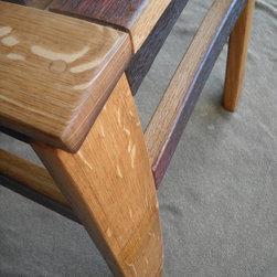Wine Barrel Chair -