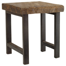 eclectic side tables and accent tables by Marco Polo Imports