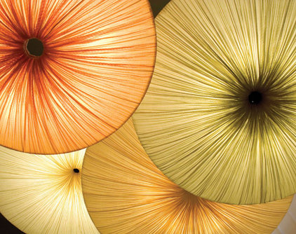 Eclectic Ceiling Lighting by August Avery