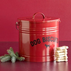 TIN O'BISCUITS -