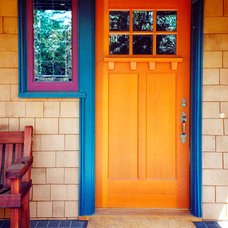 Craftsman Front Doors by Northwest Door And Sash Company