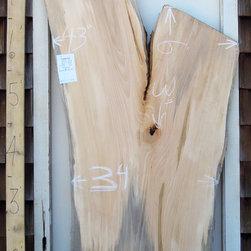 Unique Cottonwood Slab! 2867b2 - EASTERN COTTONWOOD