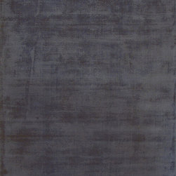 """Urban Gallery UEG4768 Rug - 5'X7'3"""" - Timeless designs bring a sense of artistry to home d?cor.  Urban Gallery is hand-woven in shimmering viscose, then shorn to create an old-world chic that is completely contemporary.  The Urban Collection fits effortlessly into traditional, transitional, and contemporary settings. Midnight. Wear, Fade, Stain, Mildew Resistant, Colorfast, Flame Retardant, Stain Mildew Resistant. Warrantied against manufacturer's defect for one year from date of purchase. Contemporary; Transitional; Rugs; Carpets; Modern Area Rugs."""