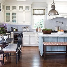 Traditional  White Kitchens