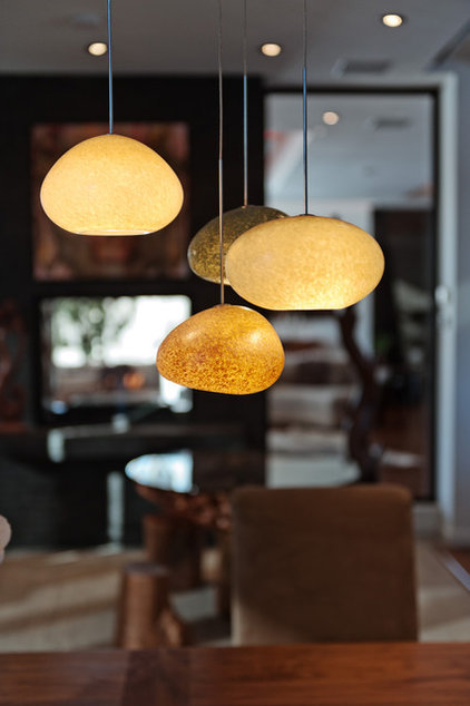 Contemporary Pendant Lighting by David Giral Photography