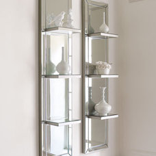 Traditional Display And Wall Shelves  by Horchow