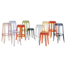 Contemporary Outdoor Stools And Benches by Smart Furniture